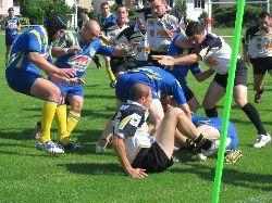 bébé rugby renage