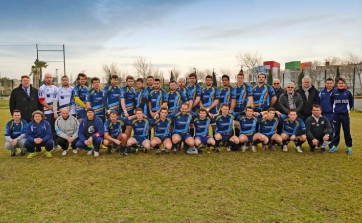 Sélection Côte d'Azur - Coupe de la Fédération Rugby